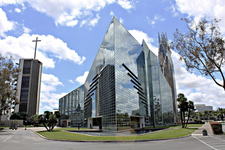 AD Classics: The Crystal Cathedral  / Philip Johnson, © Flickr user Amir Nejad