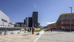 WU Campus Masterplan / BUSarchitektur