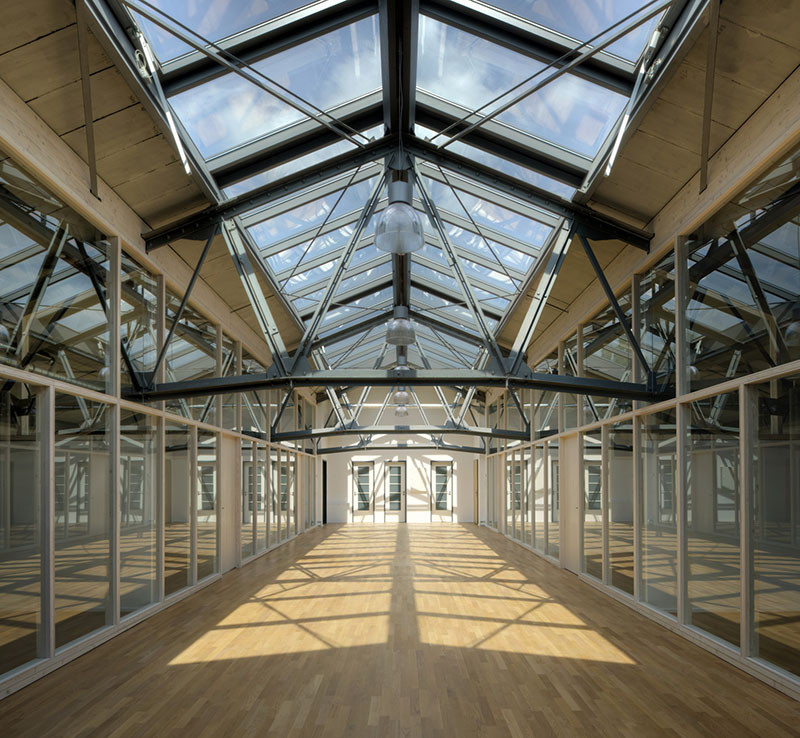 The New Warehouse Depot / Heinrich Böll Architekt