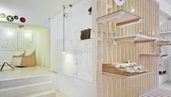 Showroom, Galería y Taller  / Estudio Ji Arquitectos