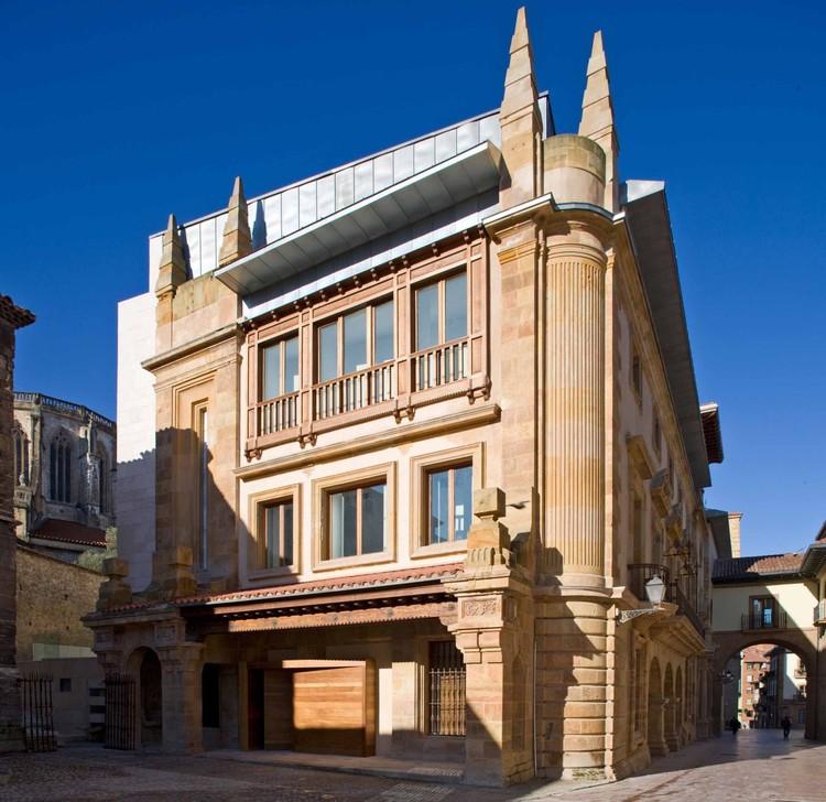 Museo arqueologico de oviedo pardo tapia arquitectos plataforma arquitectura - Arquitectos en oviedo ...
