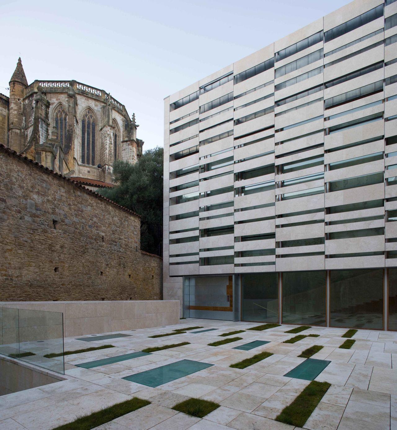 Museo Arqueologico de Oviedo / PardoTapia  Arquitectos , © Miguel de Guzmán