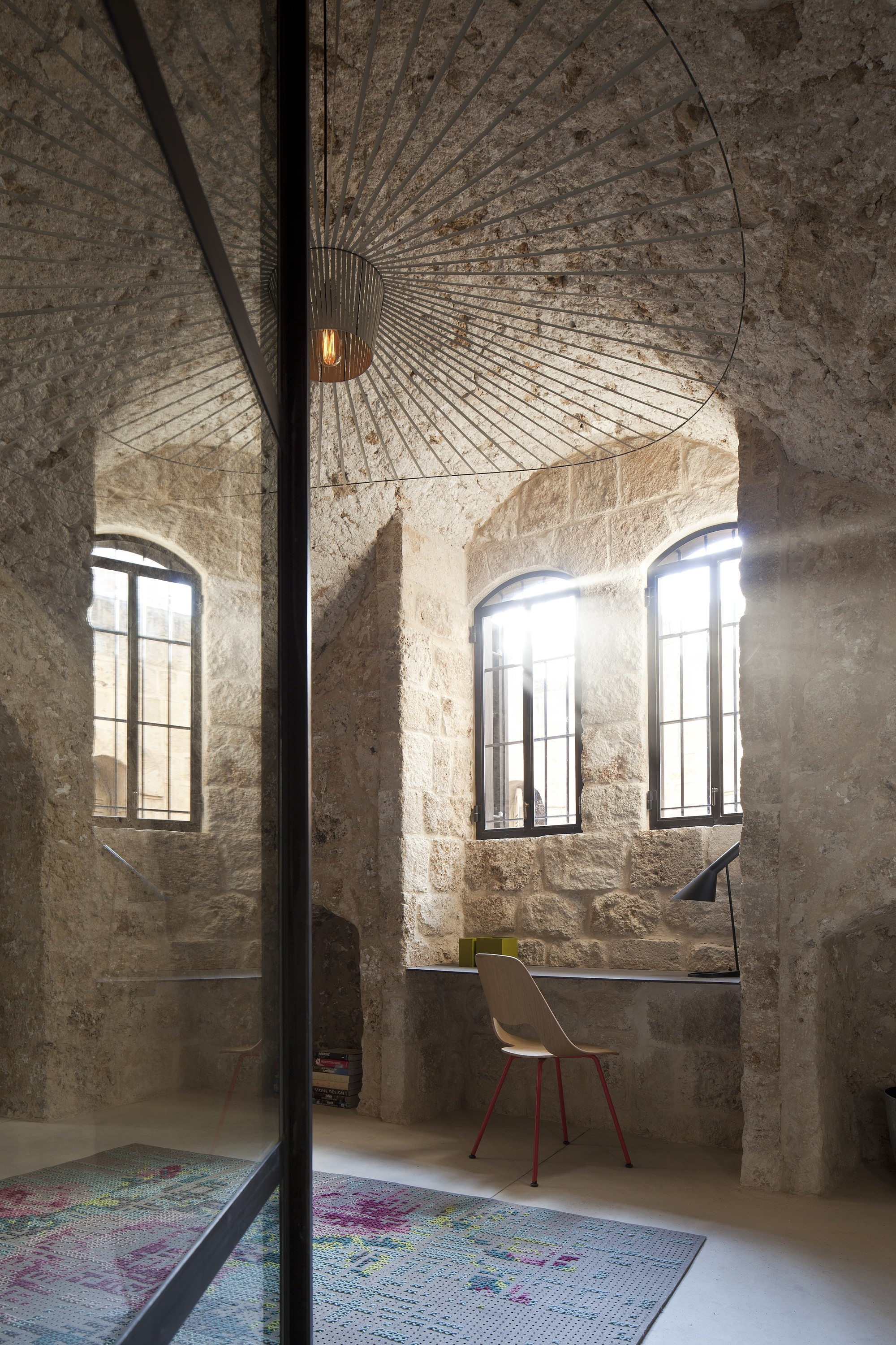 Gallery Of Factory Jaffa House Pitsou Kedem Architects 5
