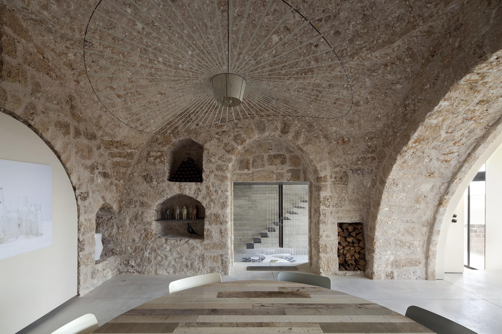 Gallery Of Factory Jaffa House Pitsou Kedem Architects 14