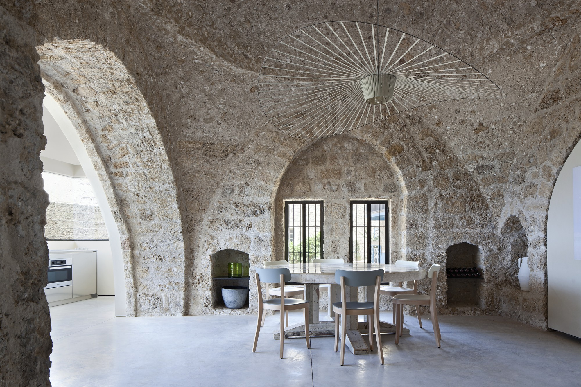 Factory Jaffa House / Pitsou Kedem Architects, © Amit Geron
