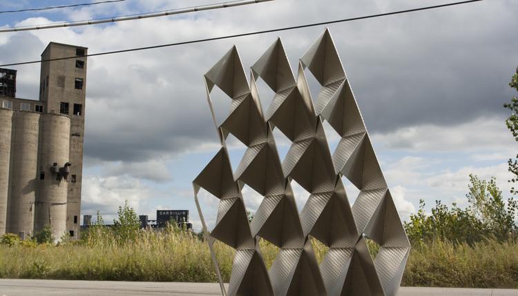 3xLP  vence a Competição de Fabricação Digital SKIN, Cortesia de TEX-FAB