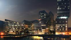"""Marievik 15"" Competition Entry / Louis Paillard Architects"