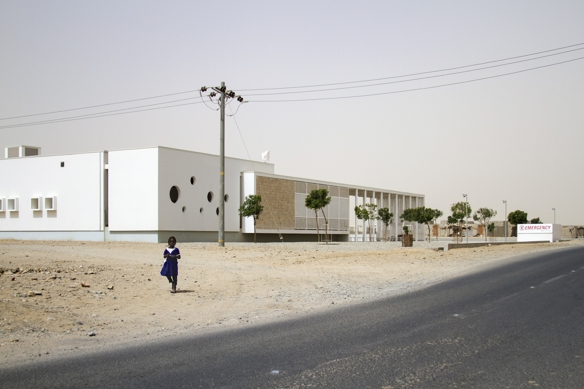 2013 Curry Stone Design Prize Winners Announced, The Port Sudan clinic is one of few outposts the region capable of  providing basic health care to children. © Massimo Grimaldi and  Emergency