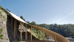 "Pabellón ""Roof & Mushrooms"" / Ryue Nishizawa + Nendo"