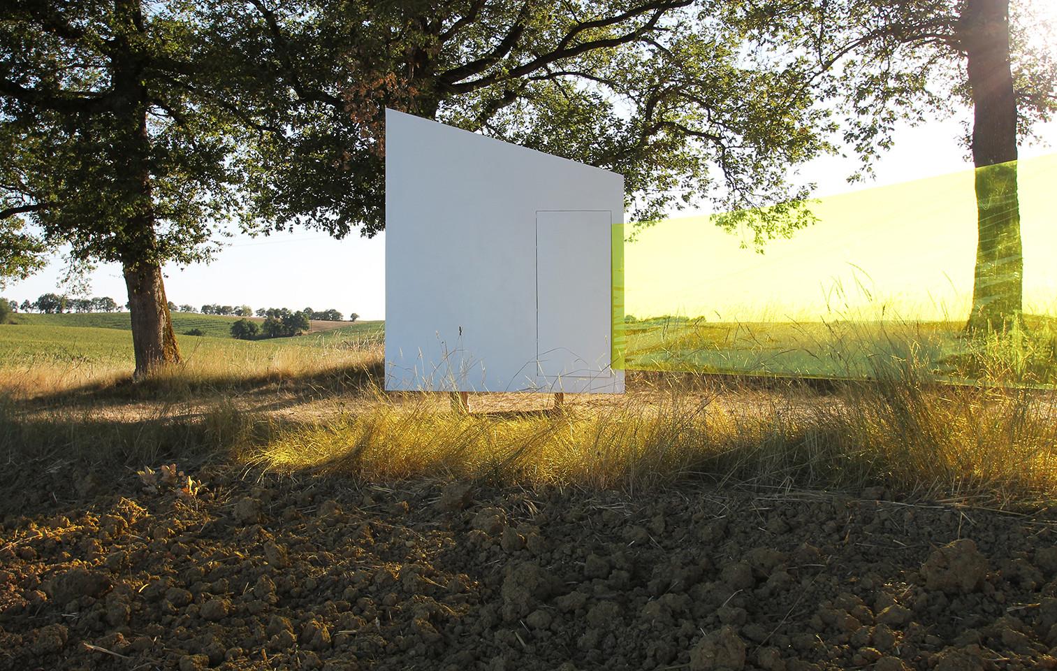 La Galería de Arte Móvil de Gillot+Givry: un espacio vacío para abrir la mente