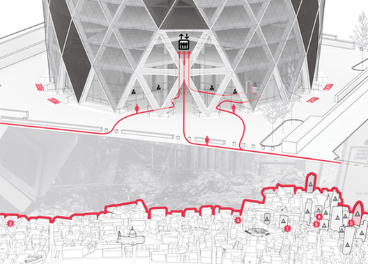 The Gherkin: How London's Famous Tower Leveraged Risk and Became an Icon (Part 3), Courtesy of Jonathan Massey & Andrew Weigand