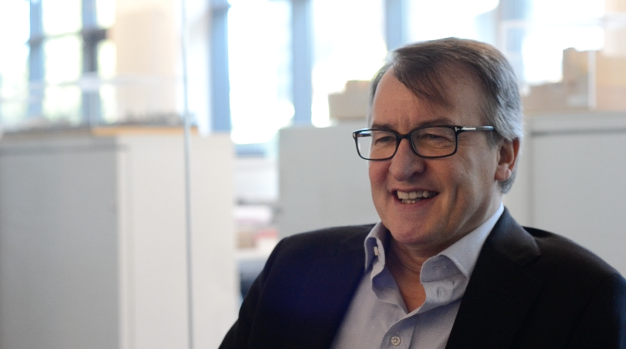AD Interviews: Stephen Hodder, RIBA President, Courtesy of Mies. UK