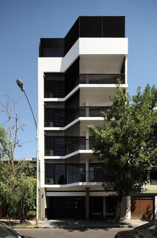 Edifício Aranguren / MVS Arquitectos, © Gustavo Sosa Pinilla
