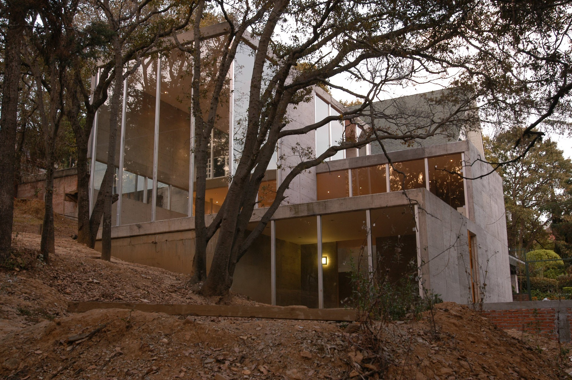 Sayavedra House / Taller de Arquitectura-Mauricio Rocha, Courtesy of Taller De Arquitectura- Mauricio Rocha