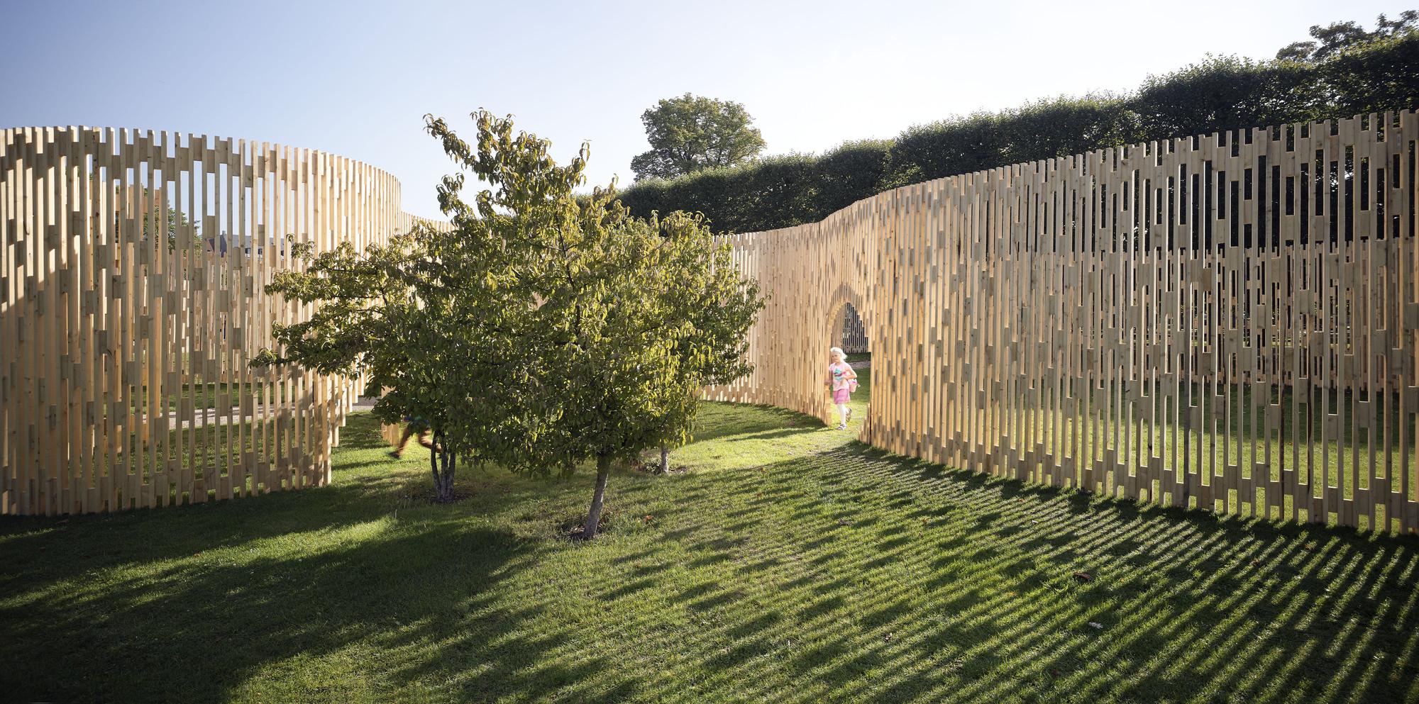 galeria de trylletromler fabric architecture 11. Black Bedroom Furniture Sets. Home Design Ideas