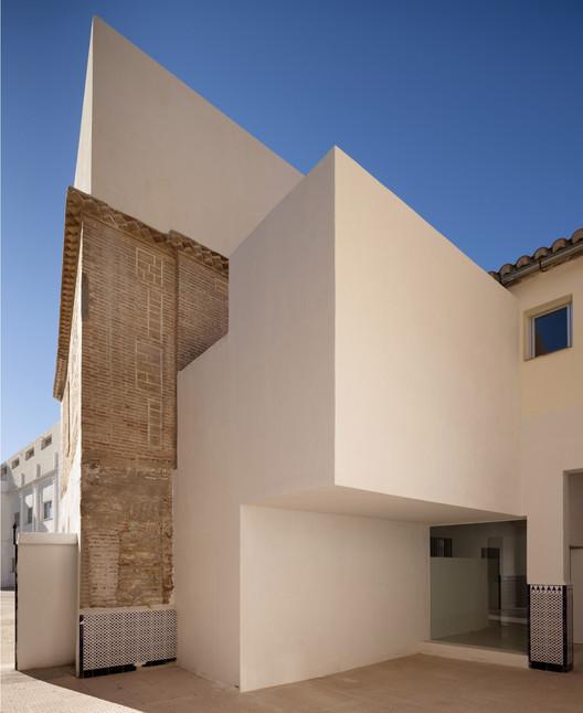 Colegio Santa María del Llano / Elisa Valero Ramos, © Fernando Alda