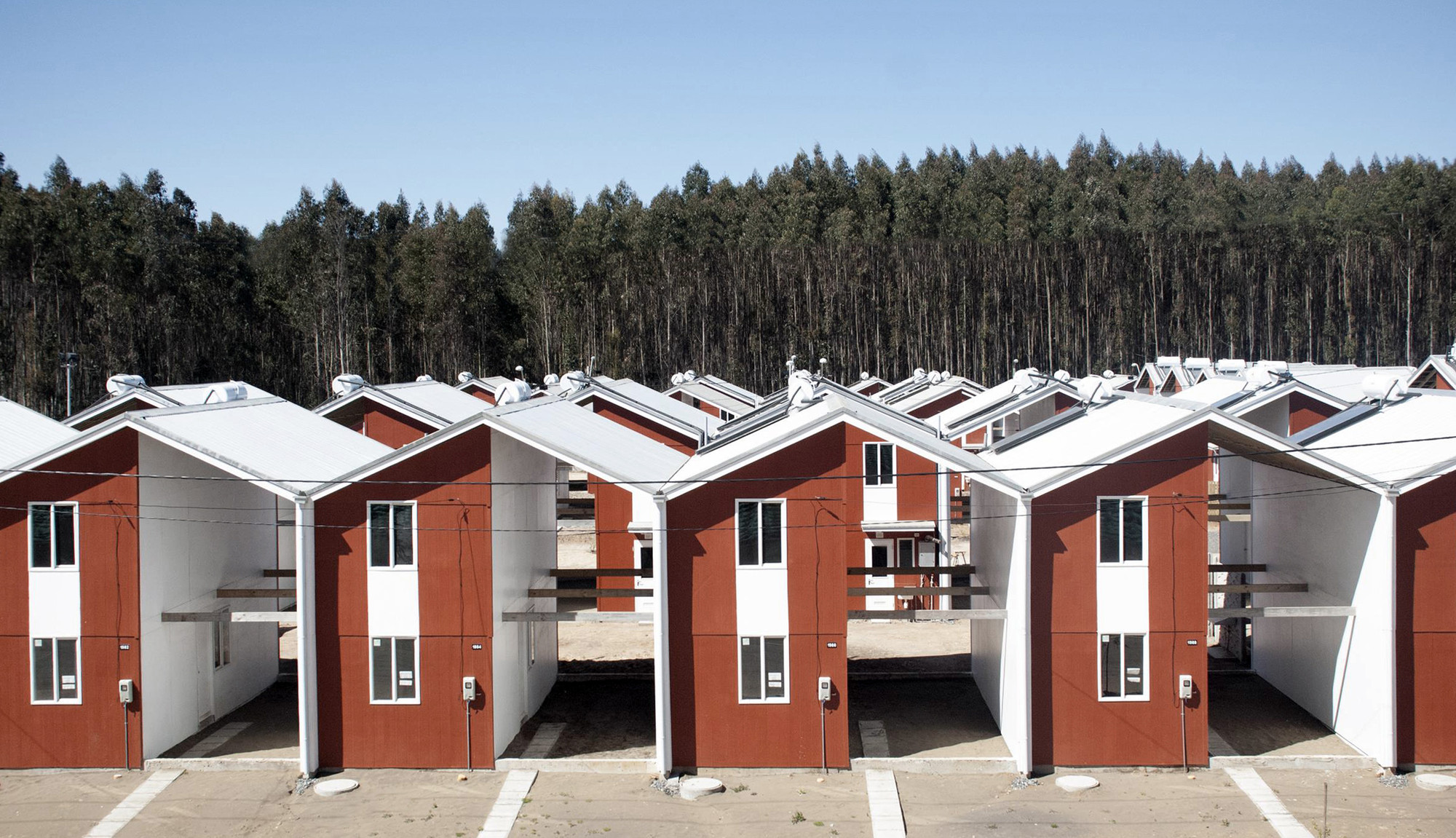 Villa Verde Housing Elemental Archdaily