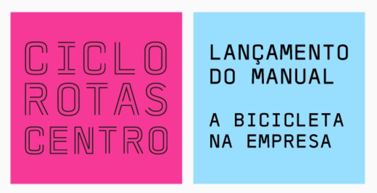 """Lançamento do manual """"A Bicicleta na Empresa"""", no Studio-X Rio"""