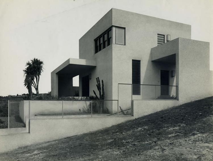Clássicos da Arquitetura: Casa Modernista da Rua Itápolis / Gregori Warchavchik, via Casas Brasileiras