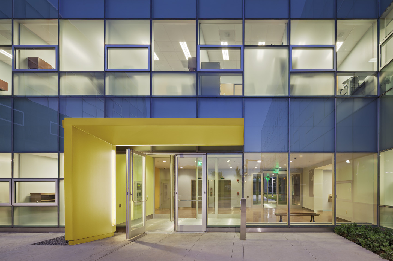 Office Building Vestibule