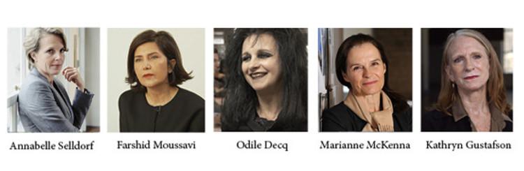 5 mulheres que estão mudando a cara da Arquitetura