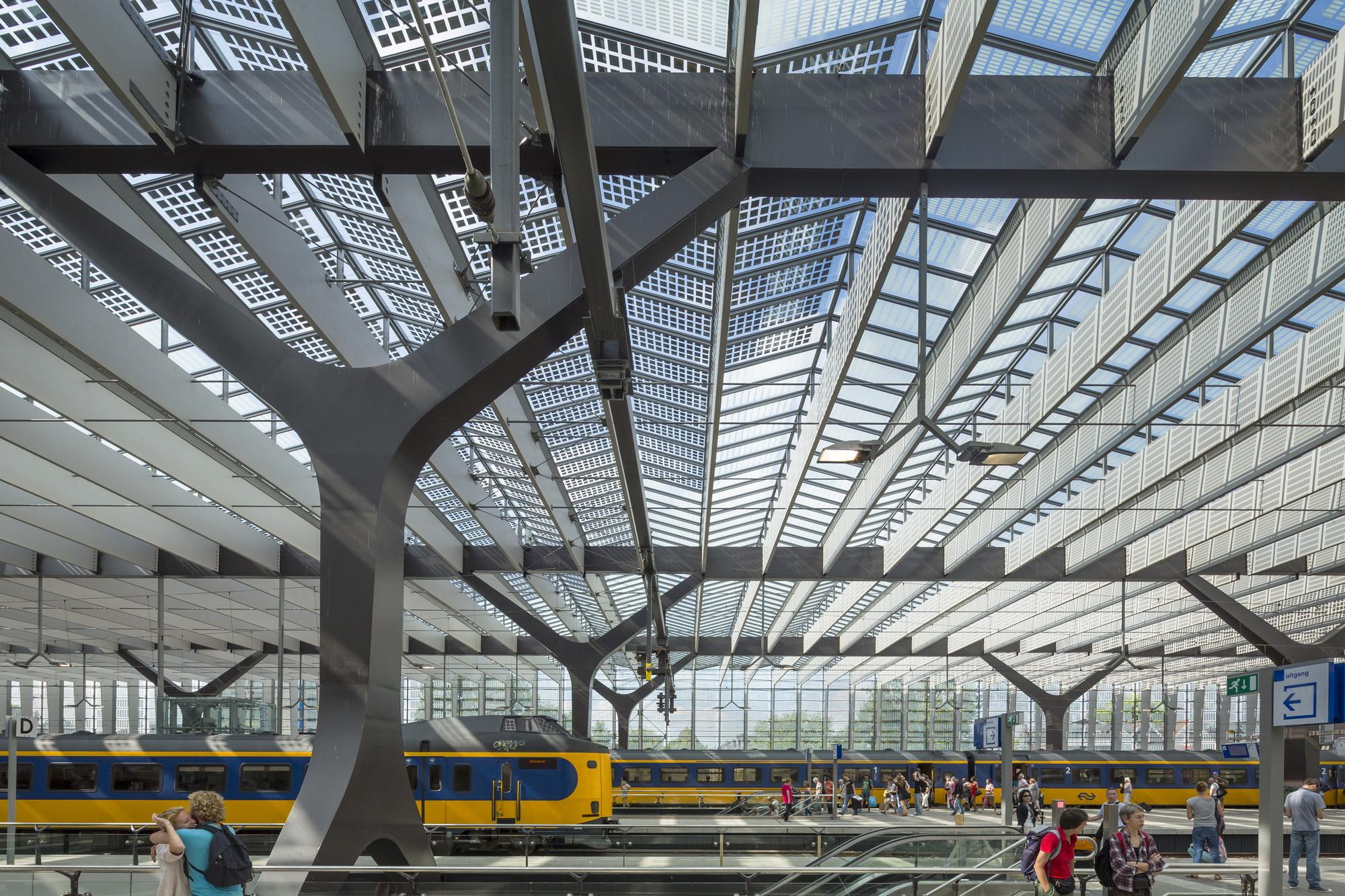 Rotterdam Centraal Team Cs Archdaily