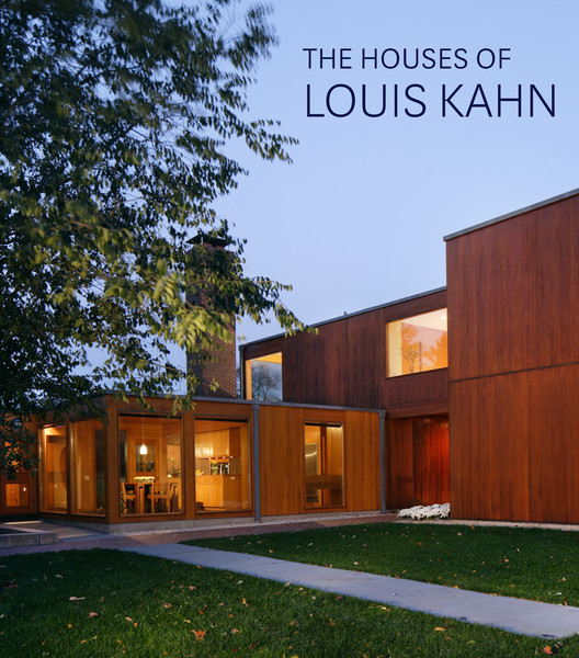 Giveaway: The Houses of Louis Kahn, The Houses of Louis Kahn / William Whitaker and George Marcus. Image Courtesy of Yale University Press