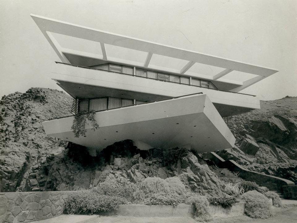 Clásicos de Arquitectura: Casa Fernandini / Walter Weberhofer, © Walter Weberhofer