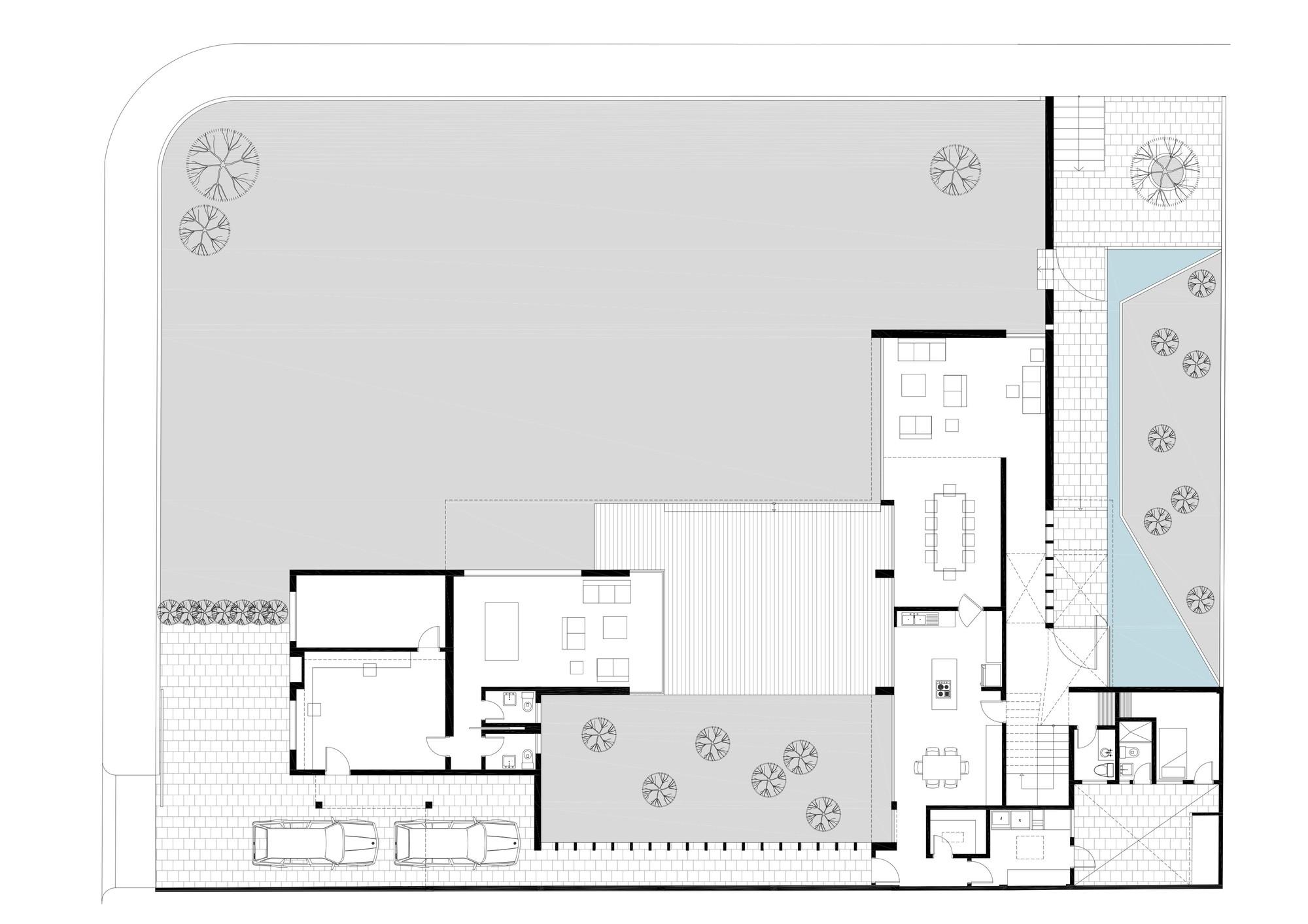 Puente House / Diez + Muller Arquitectos
