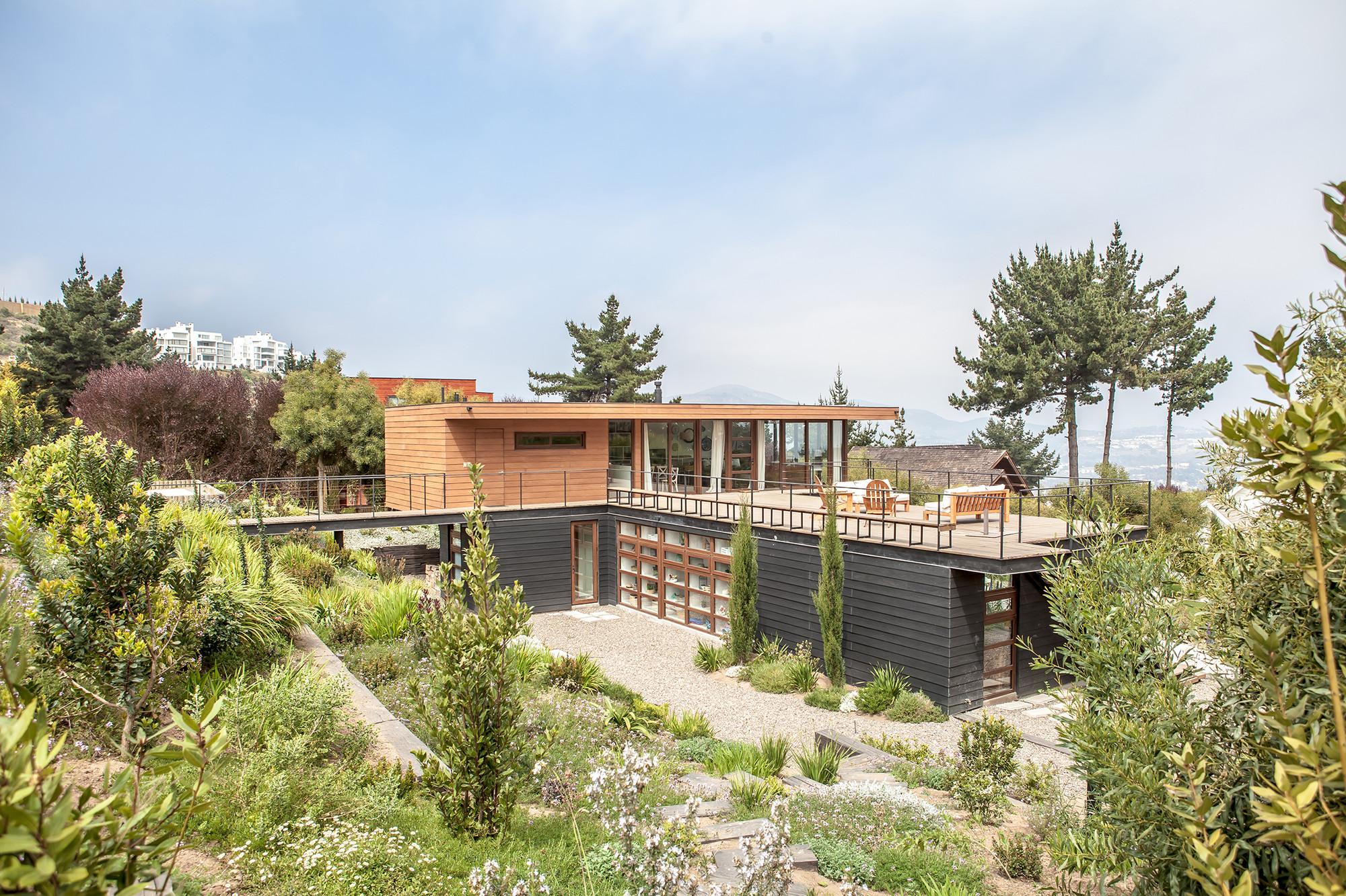 Tavonatti House / PAR Arquitectos, © Diego Elgueta
