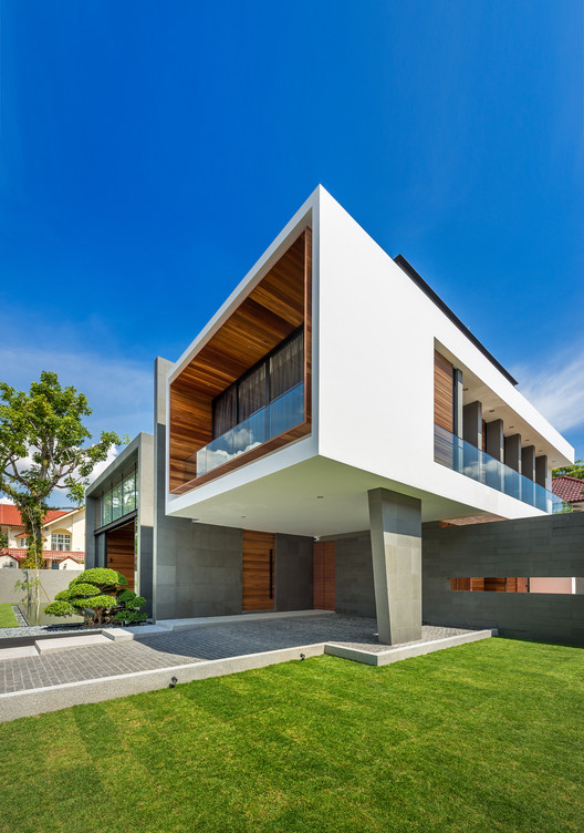 Mimosa Road / Park + Associates Pte Ltd , © Edward Hendricks
