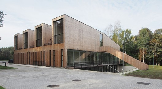 RUPERT arts and education centre  / Audrius Ambrasas Architects