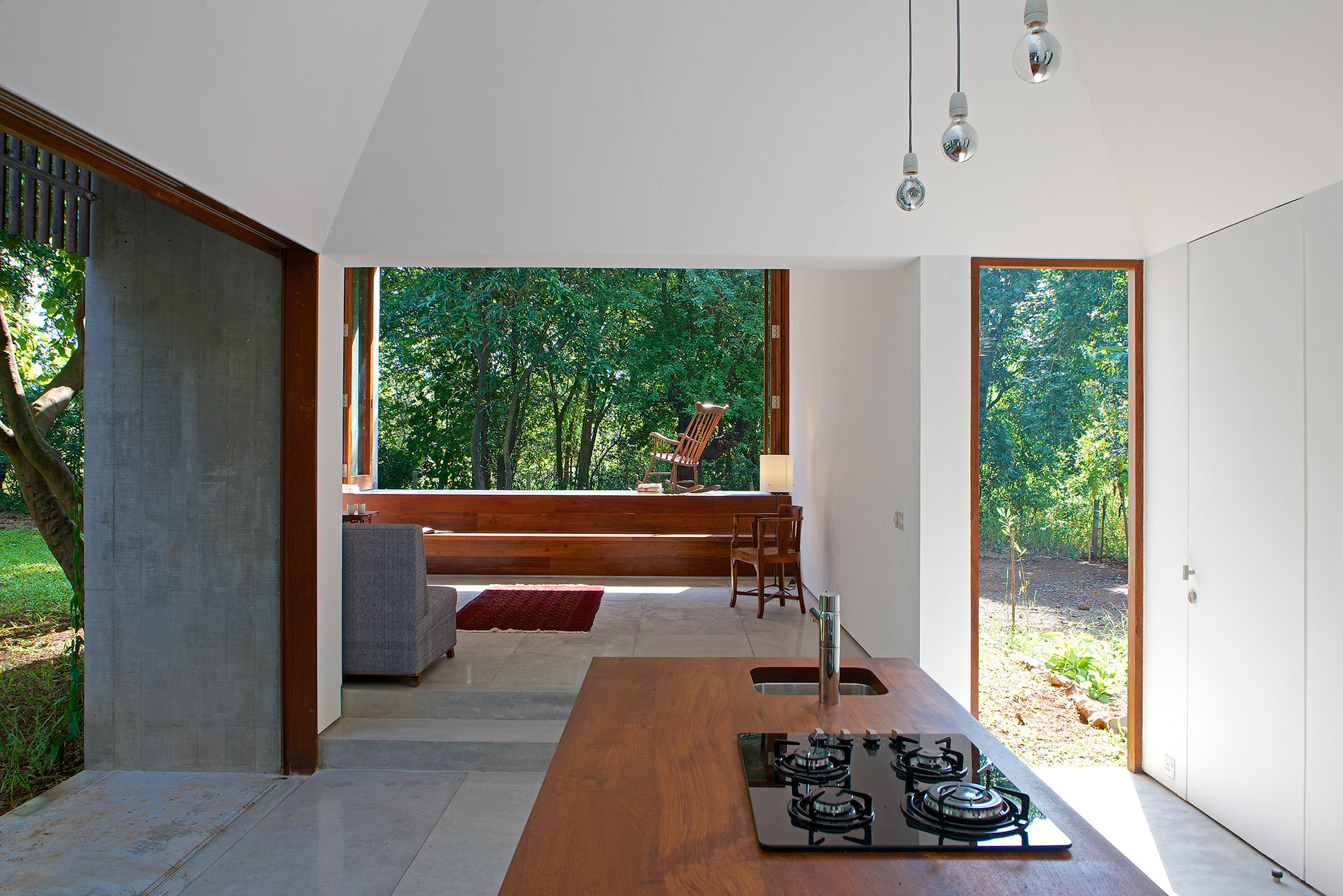 Gallery Of House On A Stream Architecture Brio 3