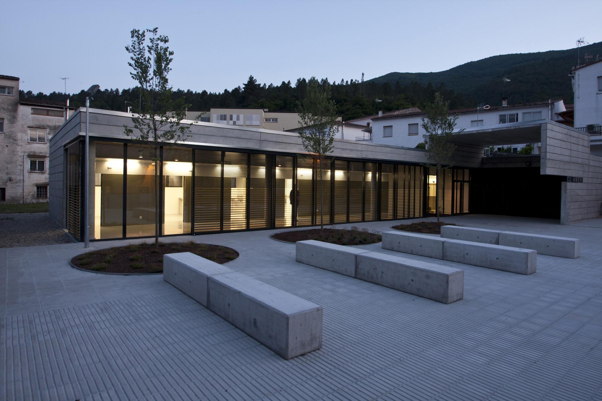 Healthcare Centre in Amer / Pm, Mt, © Alex Martínez