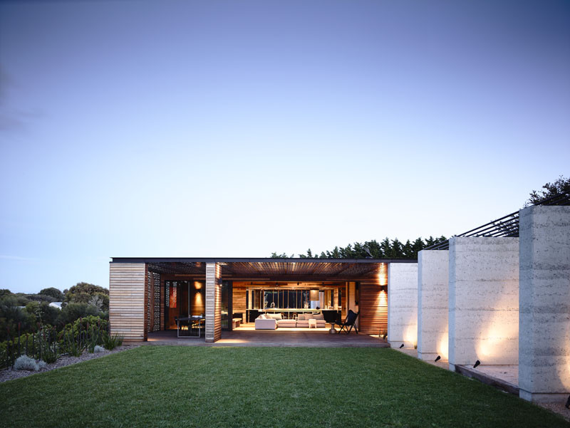 Blairgowrie Back Beach / Wolveridge Architects, © Derek Swalwell