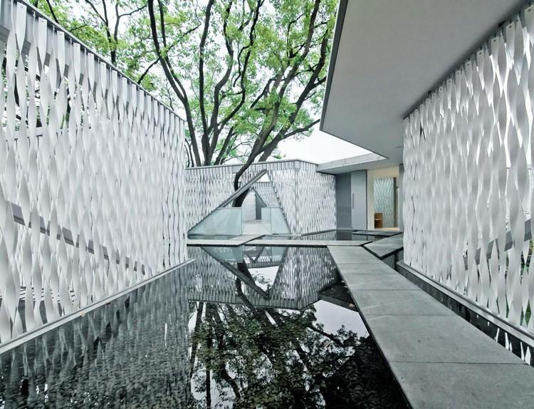 Centro de Negócios de Huaxin / Scenic Architecture, © Su Shengliang
