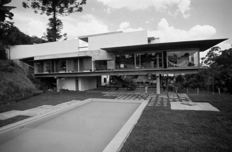 Clássicos da Arquitetura: Residência Liliana e Joaquim Guedes, © Hugo Massaki Segawa. Cortesia de Arquigrafia (CC BY-NC-ND)