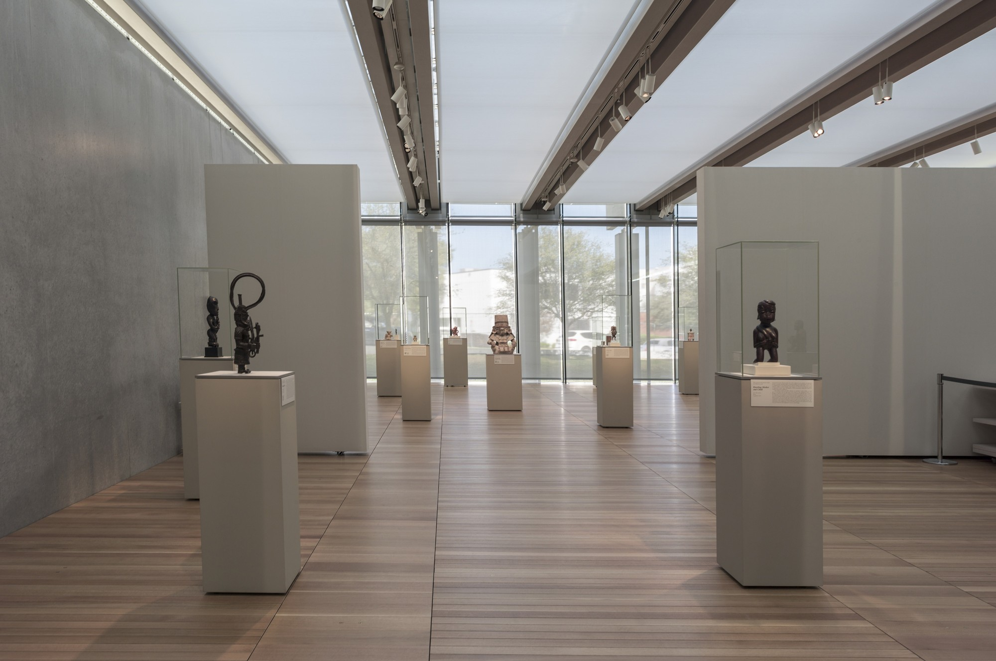 Gallery Of Kimbell Art Museum Expansion Renzo Piano