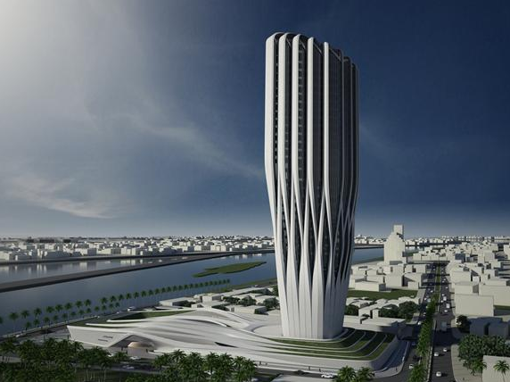 Zaha Hadid Chosen To Design Iraqi Parliament Building In Baghdad Central Bank