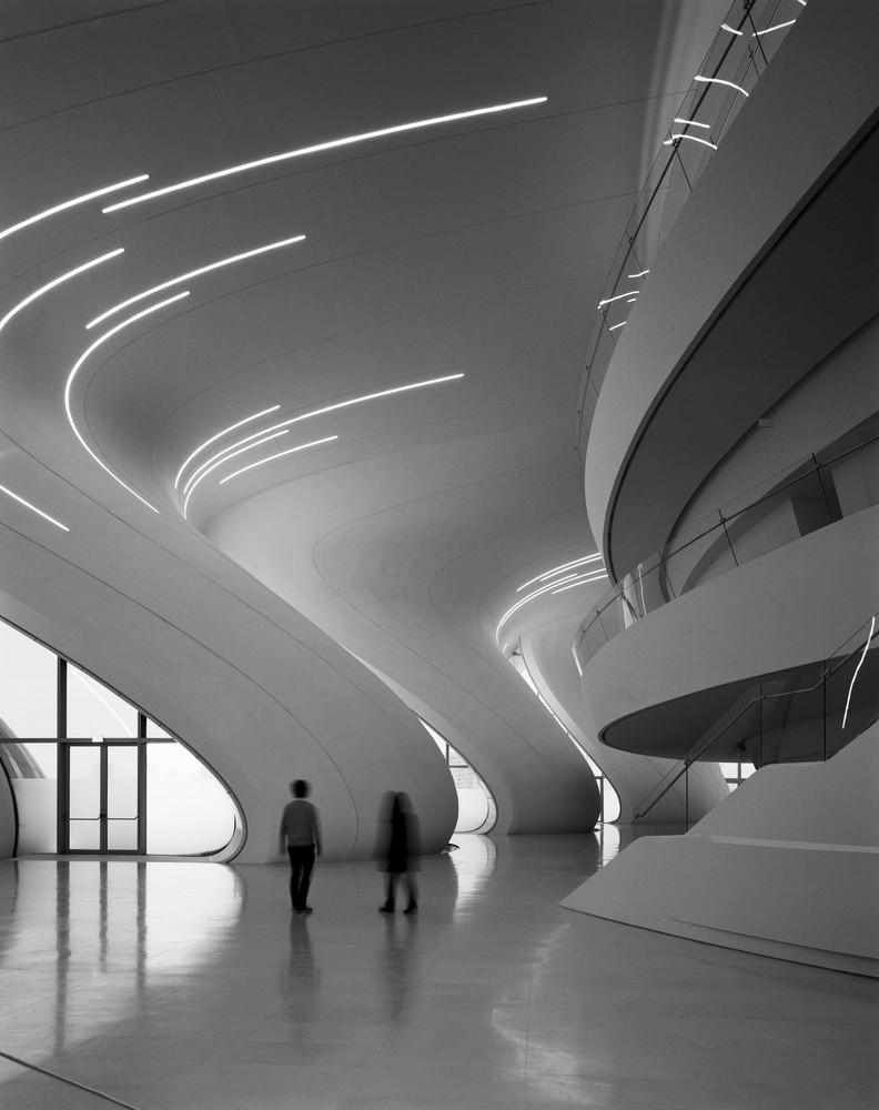 Gallery Of Heydar Aliyev Center Zaha Hadid Architects