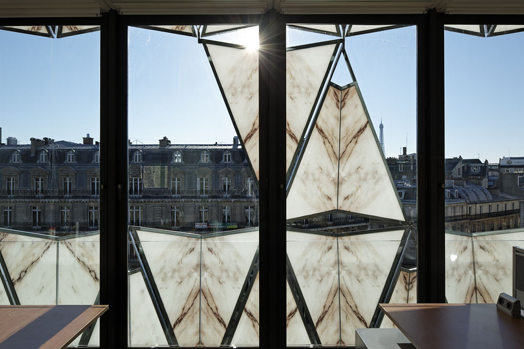Origami Manuelle Gautrand Architecture Archdaily