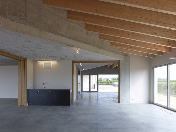 Clocher / FABRE/deMARIEN Architects, © Stéphane Chalmeau