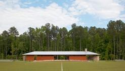 Unidad terapéutica en una casa de campo / Frank Harmon Architect