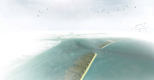 Designing with Nature for the Future of the Mid-Atlantic Coast. Image Courtesy of HUD