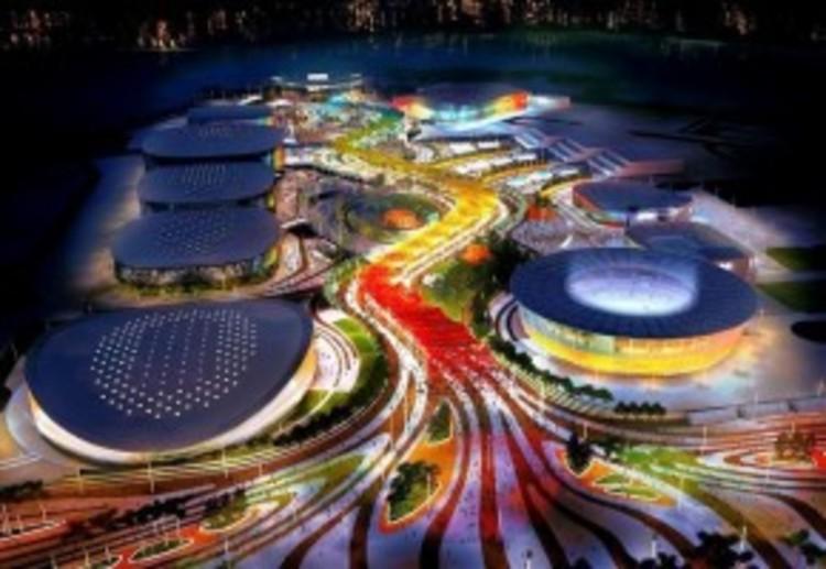 Outras Ações na Cidade: Visita ao Parque Olímpico (Barra da Tijuca – RJ), Cortesia de X Bienal de Arquitetura de São Paulo