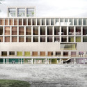 CHIPPERFIELD AMONG 3 COMPETING FOR STOCKHOLMS NOBEL PRIZE HEADQUARTERS