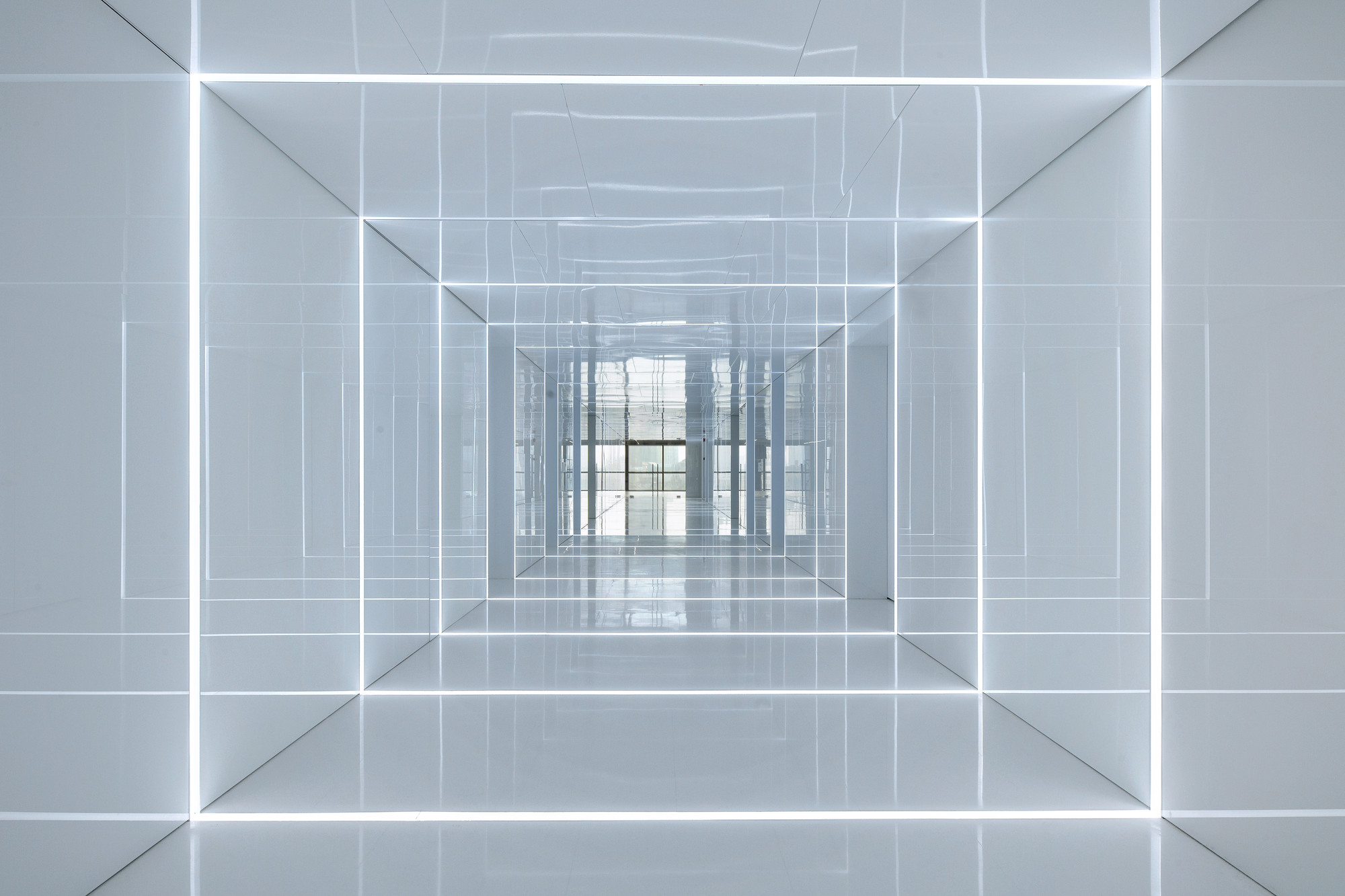 gallery office glass. glass office soho china aim architecture gallery