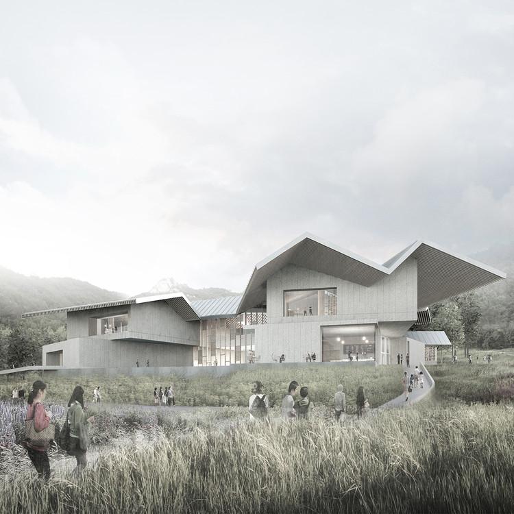 Proposta vencedora para o Novo Museu da Cerâmica na Coréia do Sul  / PWFERRETTO + UTOP, Cortesia de PWFERRETTO