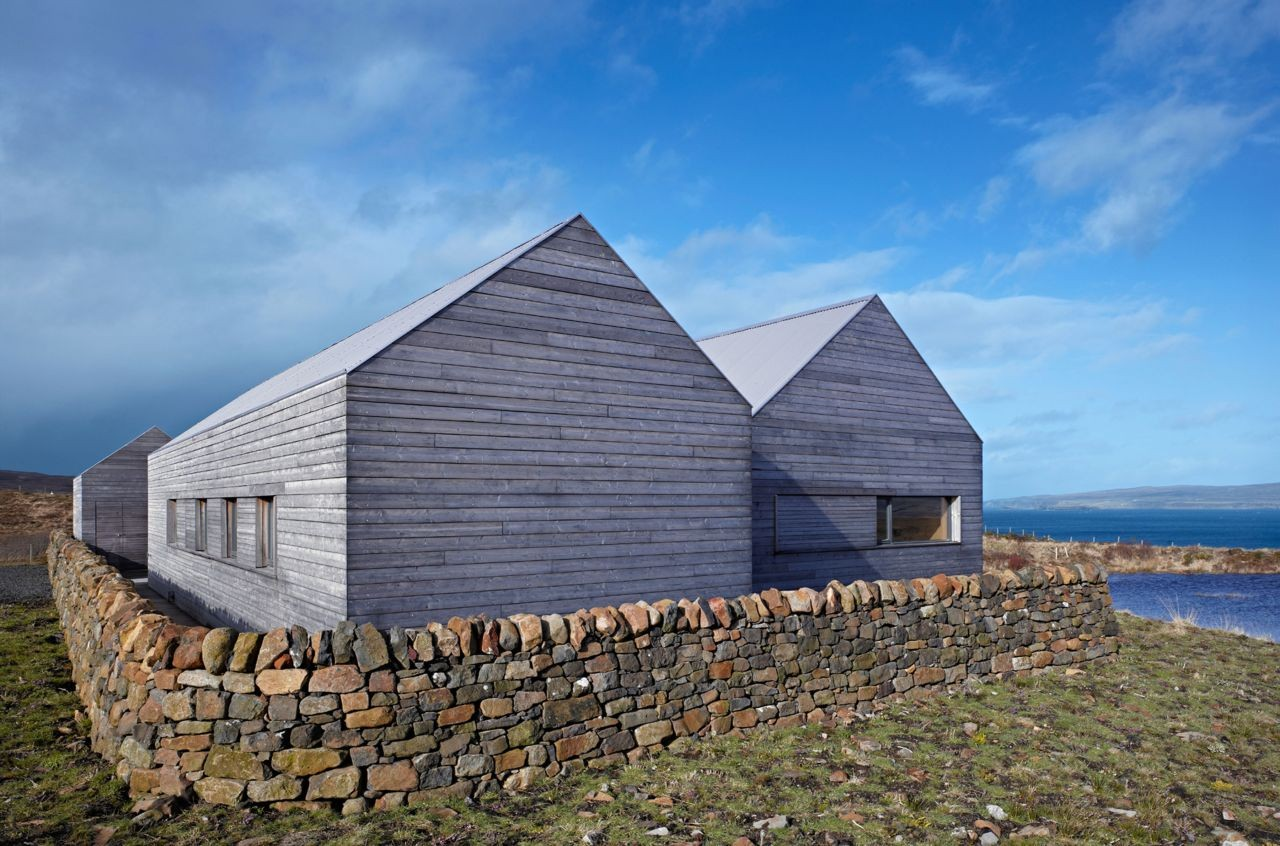 Borreraig House / Dualchas Architects, © Andrew Lee