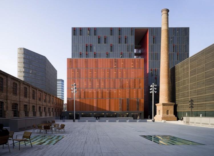 Campus De La Comunicació Poblenou / RQP Arquitectura, © Lluís Casals